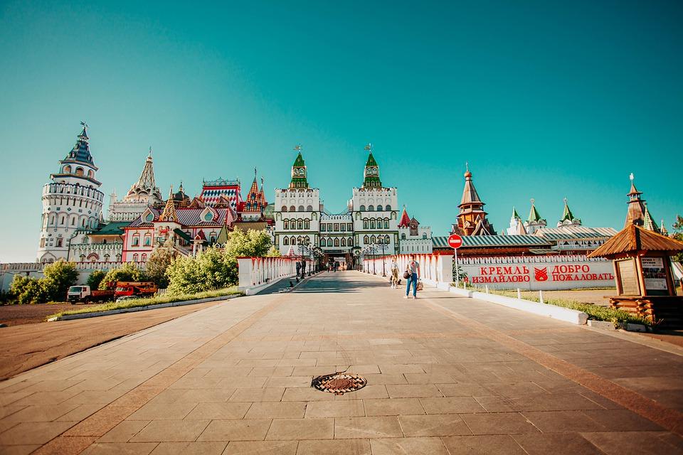 Rusko architektura