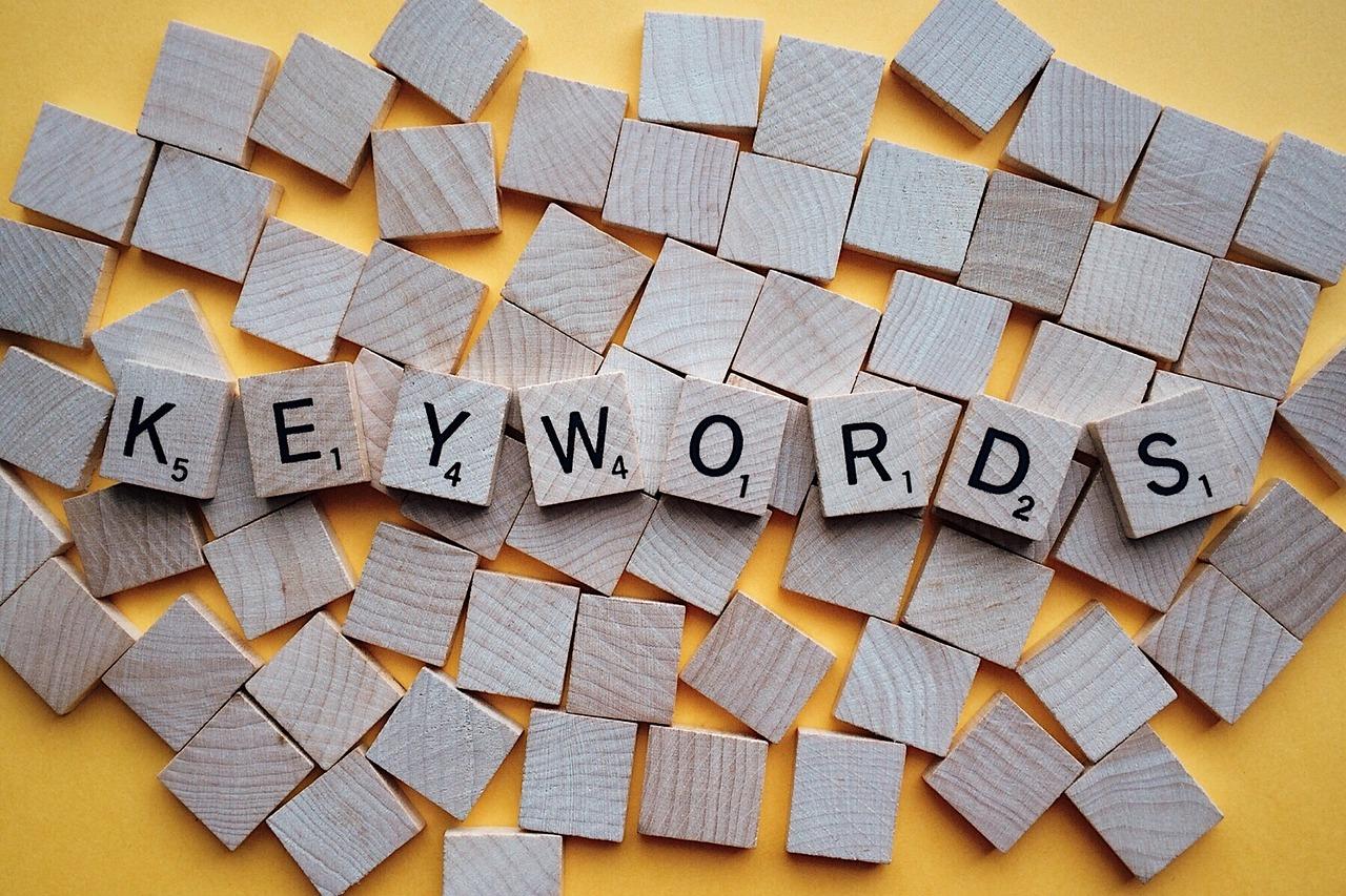 analýza klíčových slov1