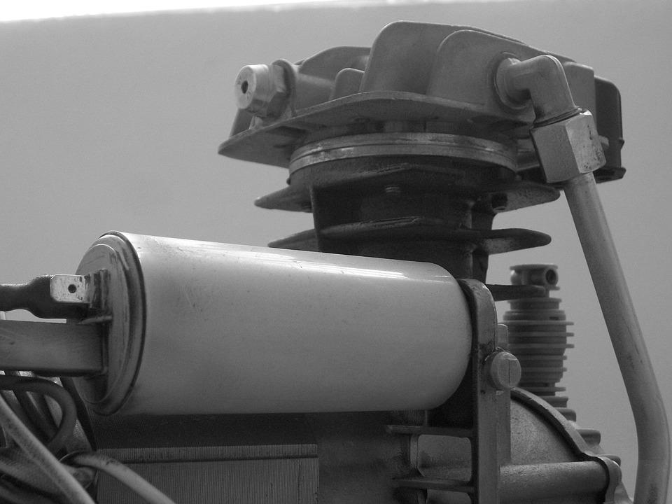 mechanika kompresoru